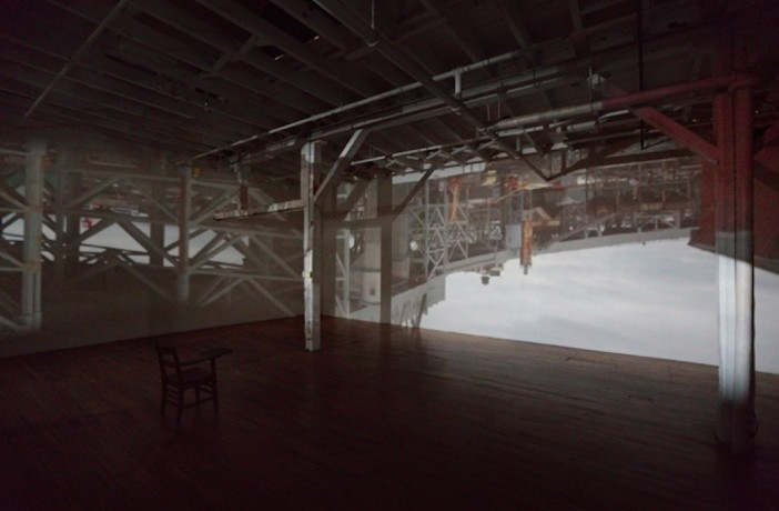 camera obscura at gowanus loft