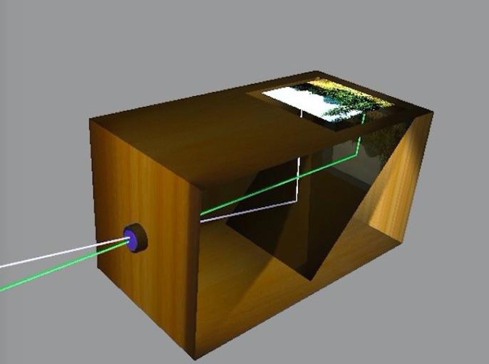 camera obscura example