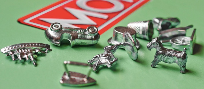 monopoly pieces