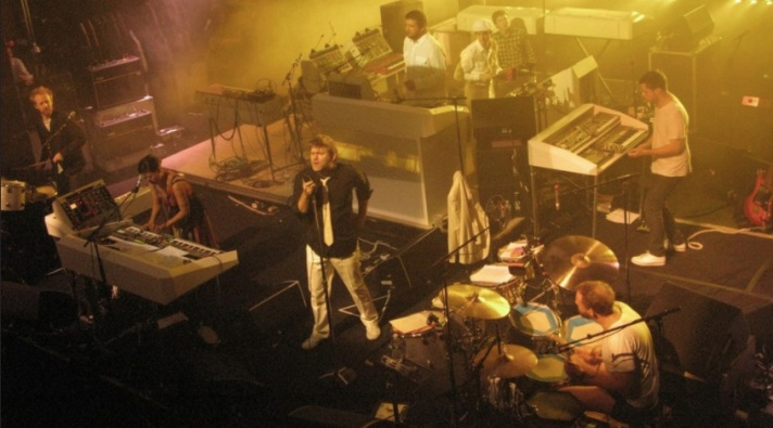 lcd soundsystem performance