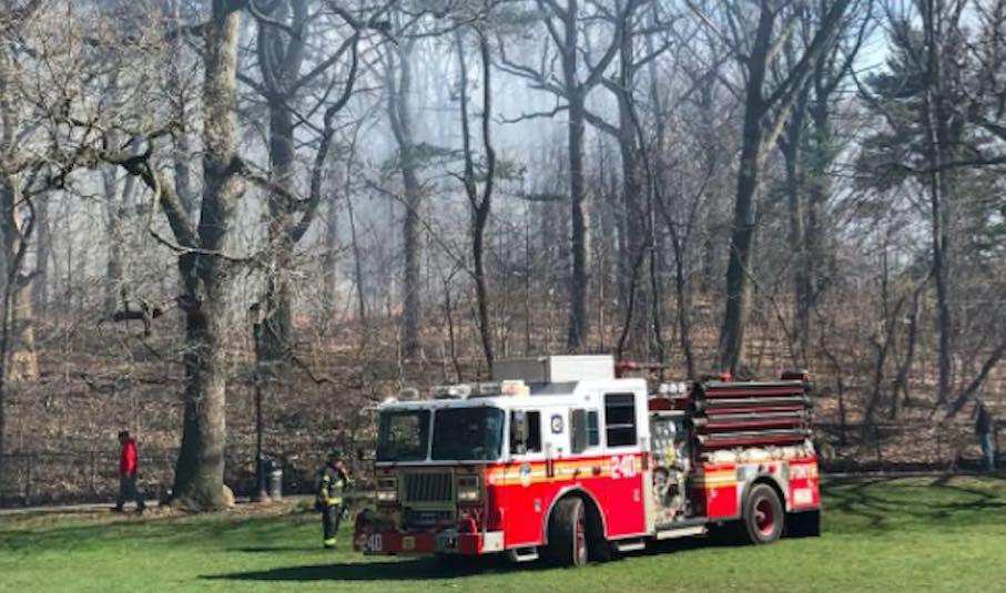 prospect park fire