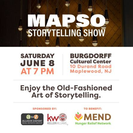 Mapso Storytelling Show